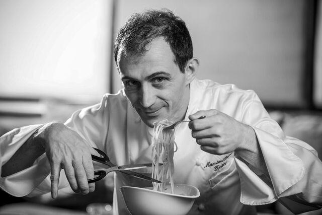 Фотосъемка портрета шеф-арт для ресторана Калина Бар
