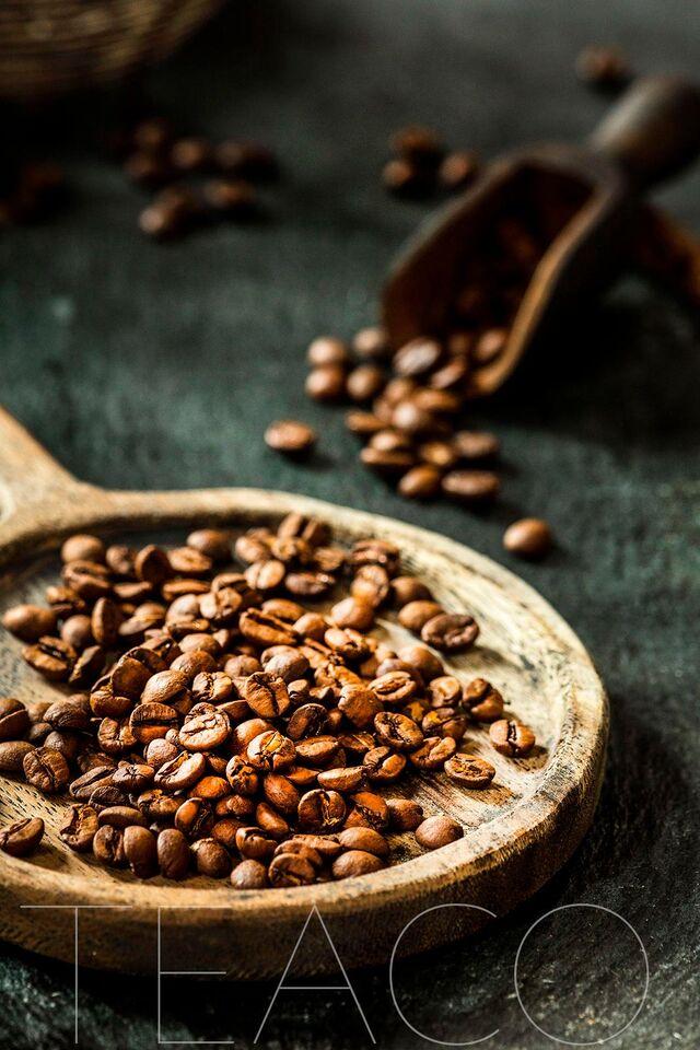 Постановочная фотосъемка кофе BOLD «Tea Co»