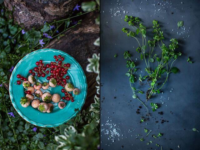 Фотосъемка блюд, продуктов, ягод. Стилистика и фотосъемка Слава Поздняков