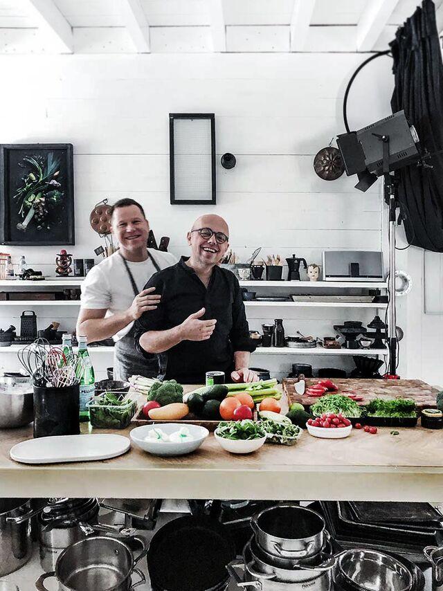 Фотосъемка блюд в SLAVA POZDNYAKOV STUDIO. Шеф-повар Кирилл Кармалов. Фуд-стилист, фотограф Слава Поздняков.