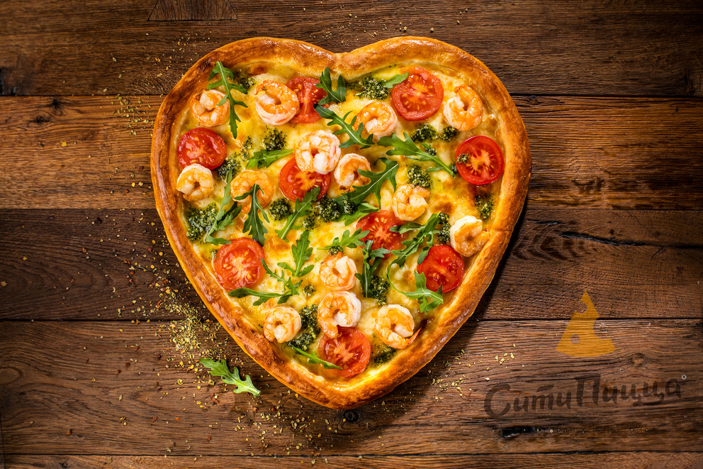 Рекламная фотосъемка пиццы для Сити-Пиццы. Food photographer, food stylist Slava Pozdnyakov