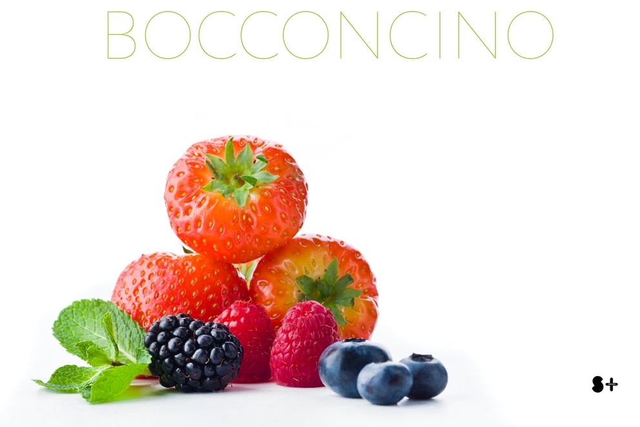 Рекламная фотосъемка фруктов для ресторан Bocconcino