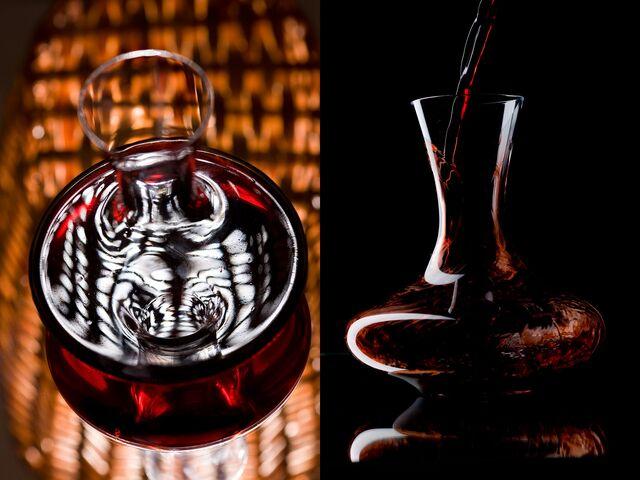 Рекламная фотосъемка вина для GRAND CRU