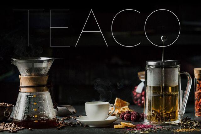 Фотосъемка чайной и кофейной посуды компании «Tea Co»