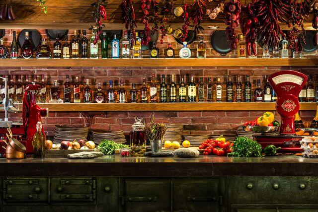 Фотосъемка продуктов в ресторане Шинок. Фотограф и Фуд-стилист Слава Поздняков | SLAVA POZDNYAKOV