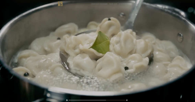 Съемка рекламного ролика для ТМ «Sибирская коллекция»