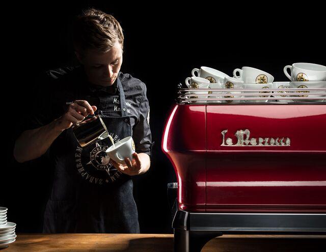 Рекламная фотосъемка для Travelers Coffee. Фотограф Слава Поздняков.