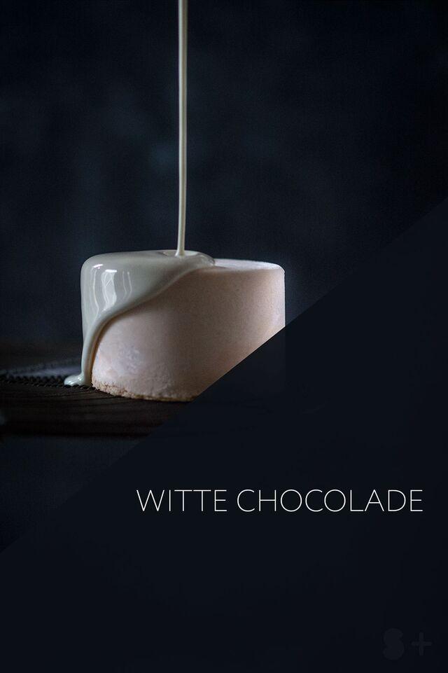 Фотосъемка белого шоколада. Фуд-стилист и фотограф Слава Поздняков.
