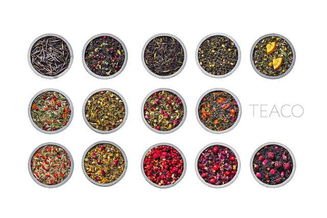 Фуд-стайлинг и фотосъемка чая. Фуд-стилист и фотограф Слава Поздняков.