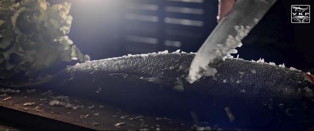 Рекламная видеосъемка продукции «Устькамчатрыба»