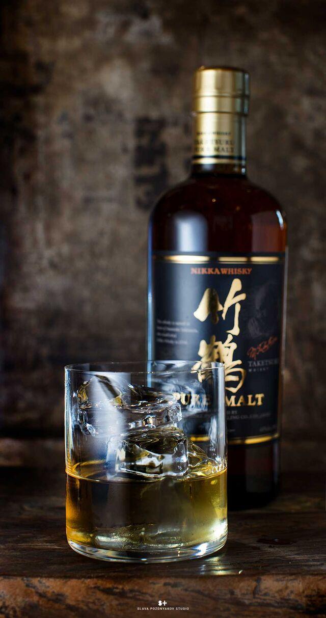 Фотосъемка алкогольных напитков. Фуд-стилист и фотограф Слава Поздняков.