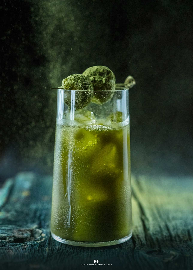 Фотосъемка коктейлей, напитков. Фуд-стилист и фотограф Слава Поздняков.