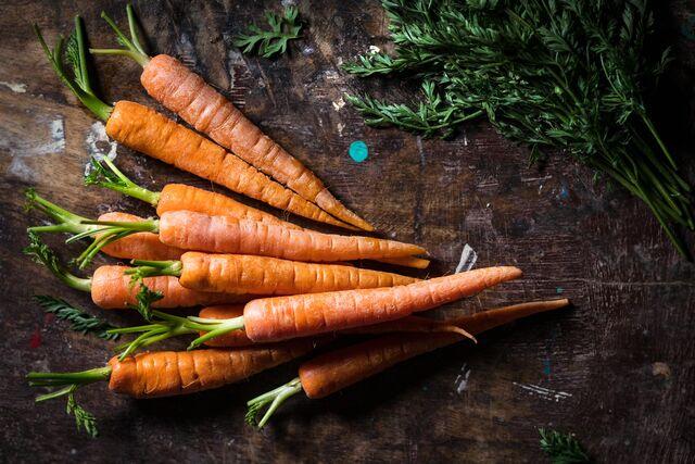 Фотосъемка овощей. Фотосъемка морковки. Фуд-стилист, фотограф Слава Поздняков.